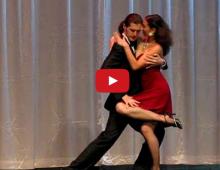 Tango Argentino Aleksey Stakhov & Lesya Strilchuk
